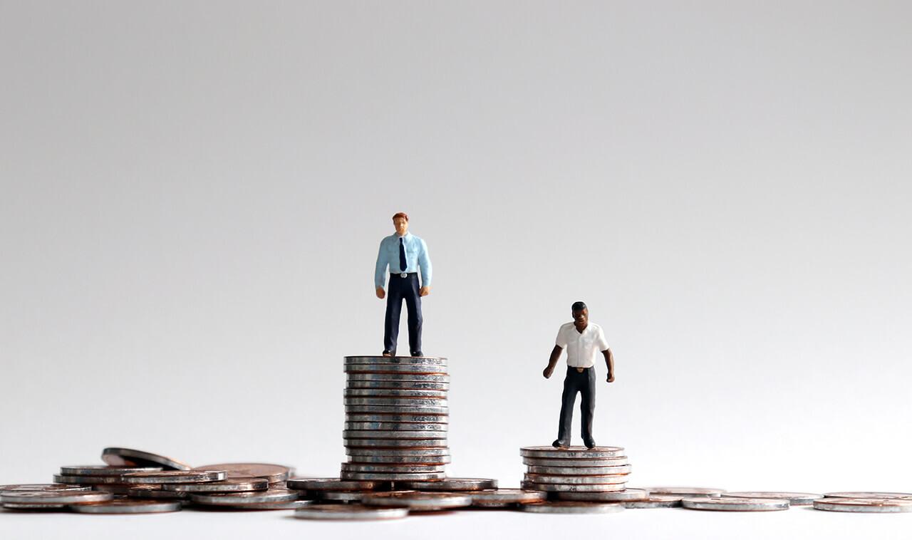 Redução das desigualdades