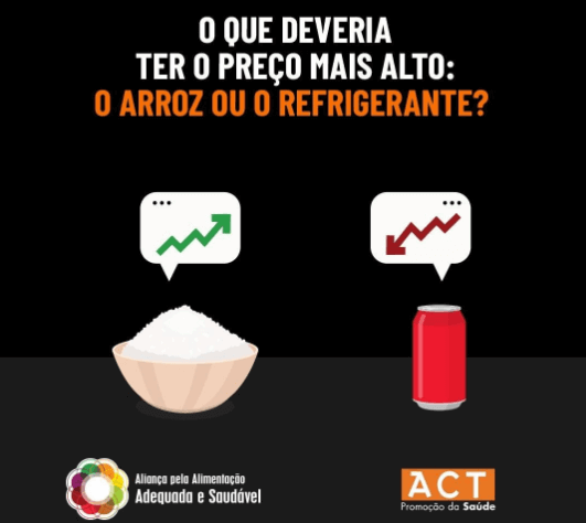 Imposto Refrigerante
